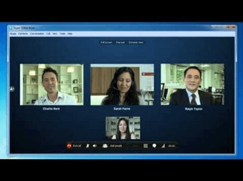 Чтобы не ощущать отдаленность себя от других сотрудников, вы можете поддерживать с ними связь с помощью Skype