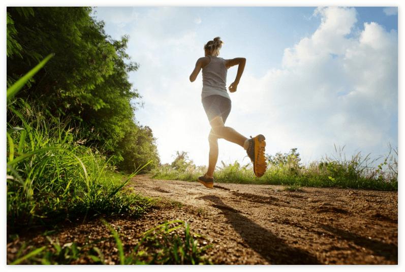 изображение бег как форма медитации в осознанной жизни